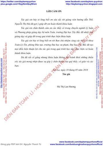 Rèn luyện kỹ thuật K-W-L mở rộng trong giải bài tập nội dung Phương pháp tọa độ trong mặt phẳng cho học sinh lớp 10 THPT
