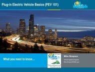Plug-in Electric Vehicle Basics (PEV 101) - EERE
