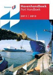 Havenhandboek 2011/2013 - Havenhandboek Dordrecht