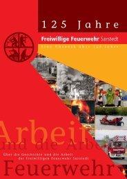 125 Jahre - Freiwillige Feuerwehr Sarstedt