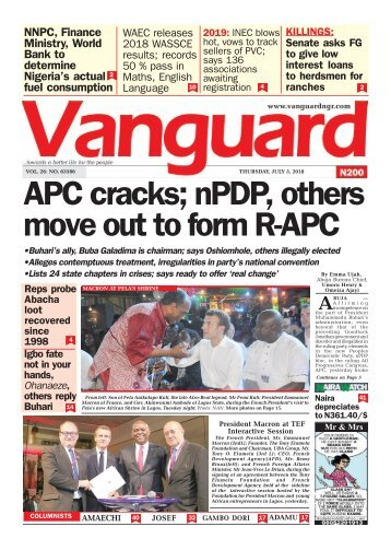 05072018 - APC cracks; nPDP, others move out to form R-APC