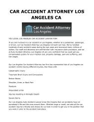 Los Angeles Car Accident Attorney-2