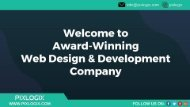 pixlogix web design and development company