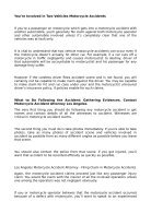 Motorcycle Attorney Los Angeles - Page 2