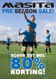 Masita Pre Season Sale!