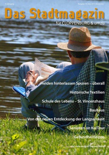 Stadtmagazin CLP Ausgabe 19