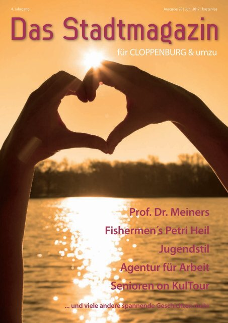 Stadtmagazin CLP Ausgabe 20