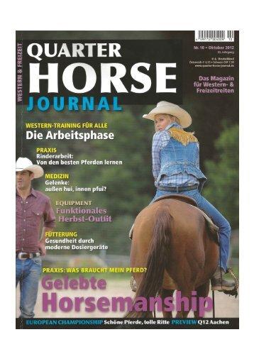 Nr. 10 ' 'Oktober 2012