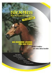 SIVERS Produkte - proEqui