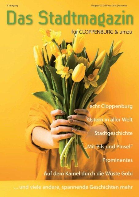 Stadtmagazin CLP Ausgabe 23