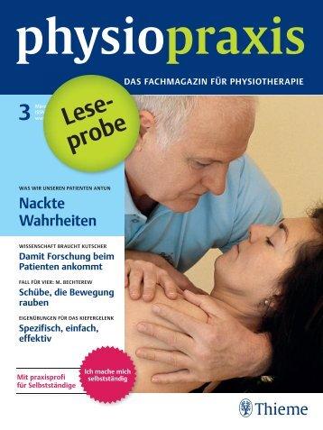 Nackte Wahrheiten - Physiopraxis