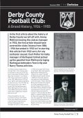 Featured article DCFC, A grand history 1925-1955 and 1960 Derby - Page 2