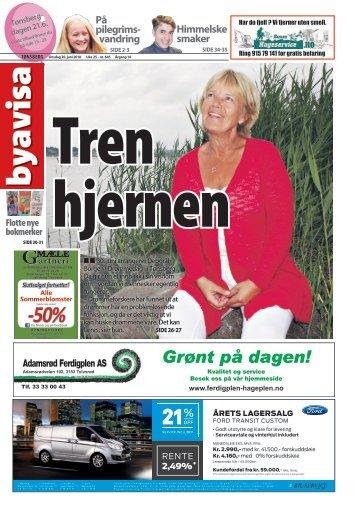 Byavisa Tønsberg nr 645