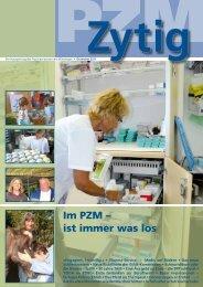 Im PZM - Psychiatriezentrum Münsingen - Kanton Bern