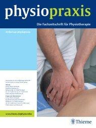physiopraxis - Deutsches Institut für Pferdeosteopathie