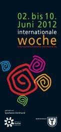 02. bis 10. Juni 2012 - Dortmund