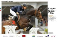 Landes- turnier 2010 - Pferd+Sport
