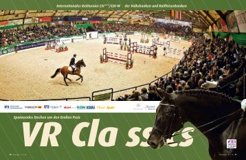 Internationales Reitturnier CSI***/CDI-W der ... - Pferd+Sport