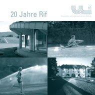 20 Jahre Rif im PDF-Format - ULSZ Rif