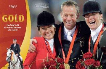 weltweit - kompetent - zuverlässig - innovativ - Pferd+Sport