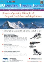 The Operating Theatre Journal Digital Edition July 2018