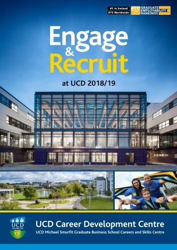UCD_Employer Brochure.2018. 19 Final pdf