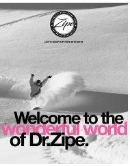 Zipe Catalogue 18/19