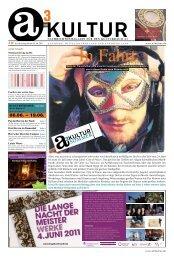 KULTURTERMINE Seite 10/11 - a3kultur