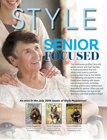 Senior Focused-Profiles-Style Magazine-Roseville-Rocklin-Granite-Bay-Folsom-Cameron-Park-Placerville