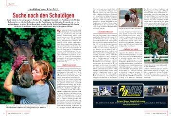 Suche nach den Schuldigen - Britta Schoeffmann