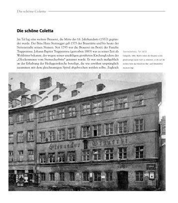Die schöne Coletta - Volk Verlag