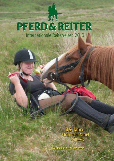 Unbegleitetes Reiten - Pferd & Reiter