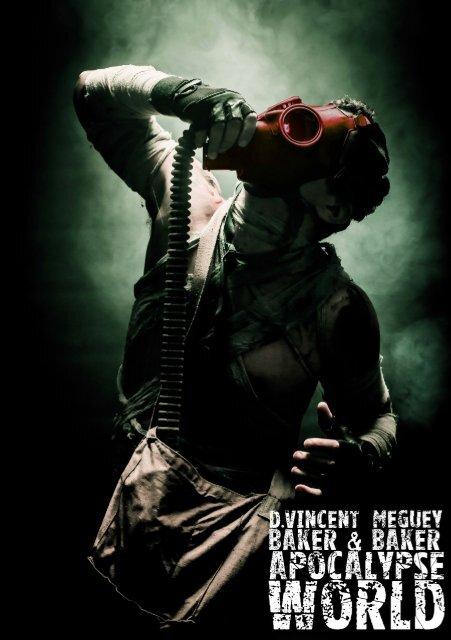 Apocalypse World 2nd Ed