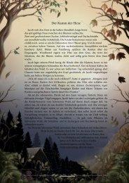 Der Kamm der Hexe - Reckless