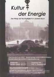 Sieber, Sandra: Kultur der Energie