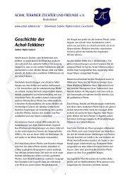 Geschichte der Achal-Tekkiner - Verein Freunde der Achal-Tekkiner ...