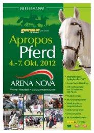 programm 2012 - Arena Nova