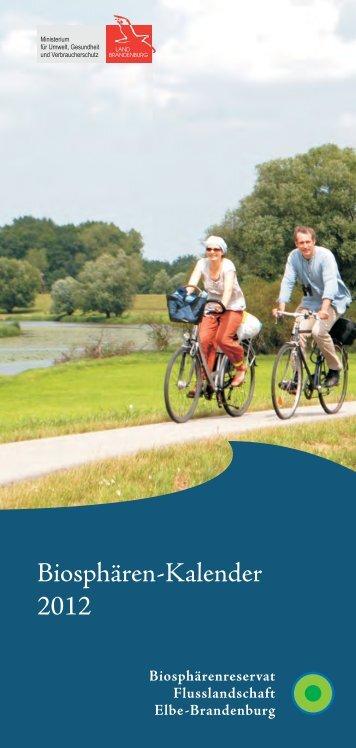Veranstaltungskalender, Elbe-Flusslandschaften - MUGV ...