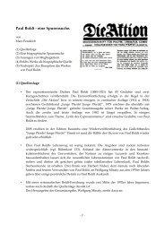 Paul Boldt - Das Paul Boldt Online Archiv