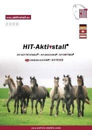 Kraftfutter- station Weide HIT-FENCE® Wälzplatz ... - Wild Horse