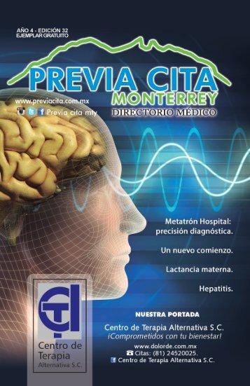 directorio medico  Previa Cita edicion  32