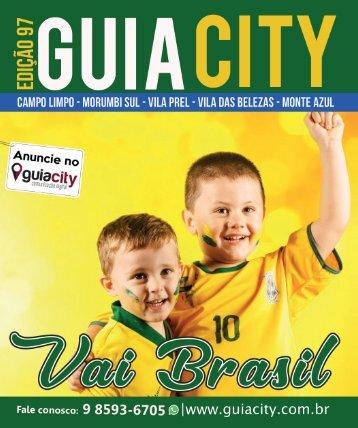 Revista Eletrônica Guia City Campo Limpo ed 97