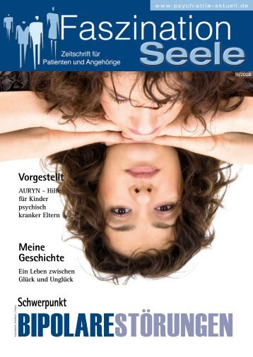 Faszination Seele 03/08 - Psychiatrie aktuell