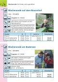 Wochenende auf dem Bauernhof - Lebenshilfe Breisgau - Seite 4