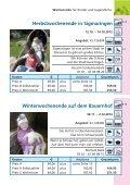 Wochenende auf dem Bauernhof - Lebenshilfe Breisgau - Seite 5