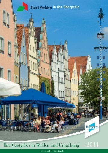Ihre Gastgeber in Weiden und Umgebung - Stadt Weiden in der ...