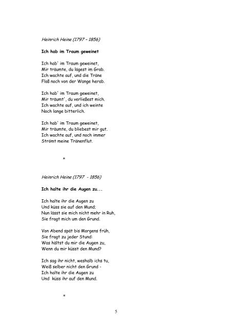 Johann Wolfgang Von Goeth