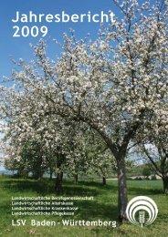 Jahres bericht 2009 - Die Landwirtschaftliche Sozialversicherung