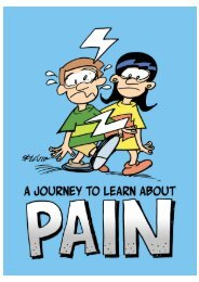 A JOURNEY TO LEARN ABOUT PAIN
