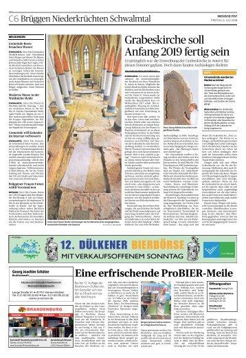 12. Dülkener Bierbörse  06.07.2018-